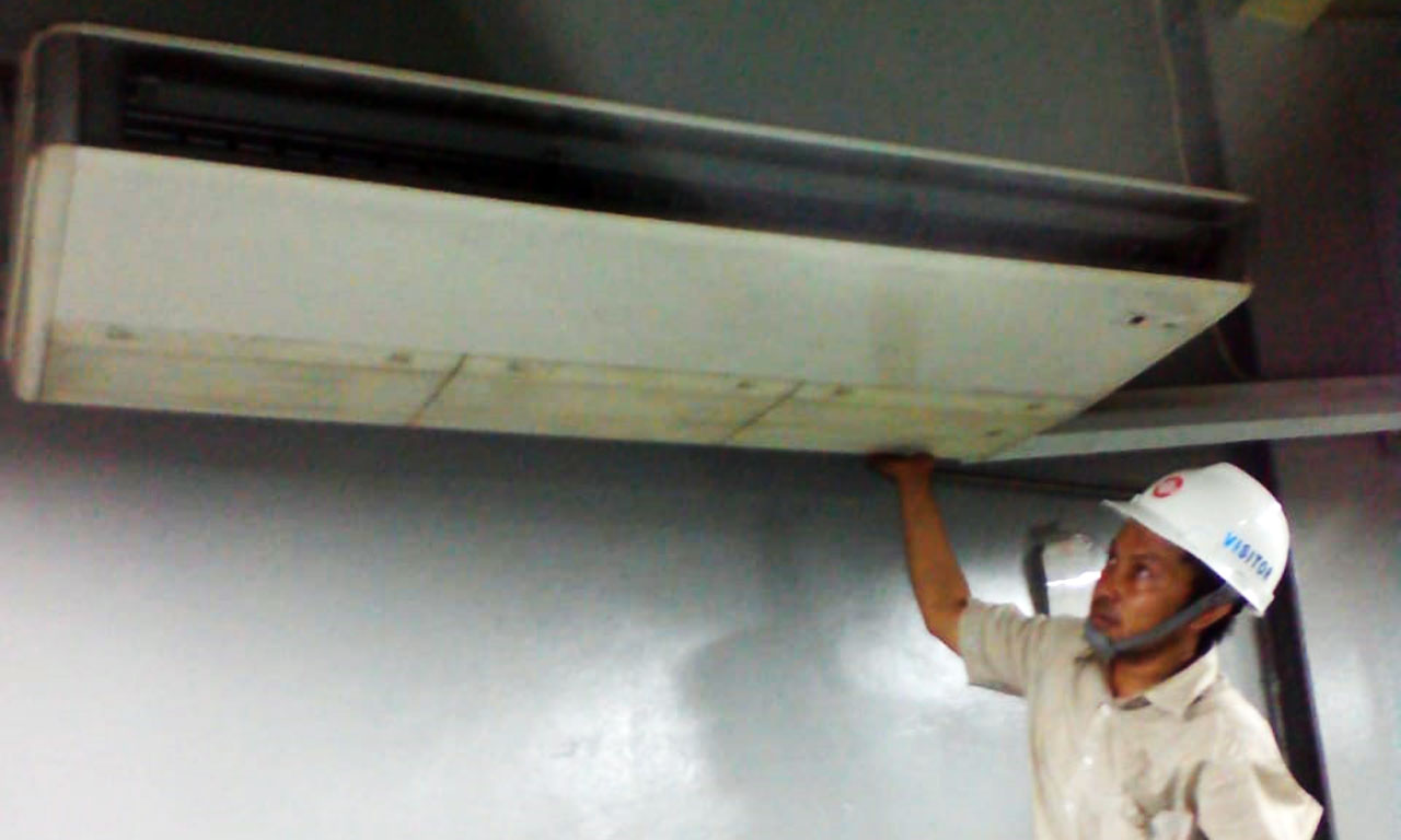 Service AC Ceiling